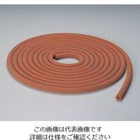 アズワン シリコン排気管 7.5×18(8×18) 1m 6-590-31 (直送品)