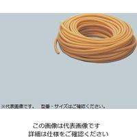 アズワン ニューゴム管 飴 25×34 1kg(約2.4m) 1巻(2.4m) 6-595-12(直送品)