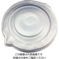 アズワン ディスポ手付ビーカー3L用フタ 50入 1箱(50個) 6-6607-13 (直送品)