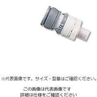 アズワン エアガン用クイックカプラ TS-4NP 1個 6-6602-06 (直送品)