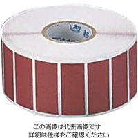 アズワン カラーラベル CLー1 茶 1000枚入 6ー698ー03 1巻(1000枚入) 6ー698ー03 (直送品)
