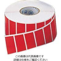 アズワン カラーラベル CL-1 赤 1000枚 1巻(1000枚) 6-698-10 (直送品)