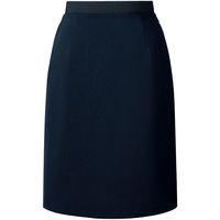 フォーク(FOLK) nuovo ウェストゴムAラインスカート ブラック 15号 FS45801-9 1着(直送品)
