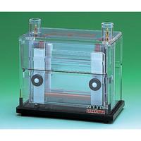 アトー(ATTO) ミニスラブ電気泳動槽 AE-6500 1台 2-5400-01 (直送品)