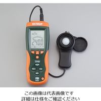 アズワン データロガー照度計 HD450 1台 2-3196-01 (直送品)