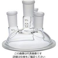 柴田科学 セパラブルカバー(平面摺合タイプ) 005740-1 TS29/42 4つ口 1個 1-7802-04 (直送品)