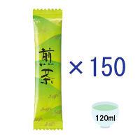 大井川茶園 インスタント煎茶 1セット(150本:50本入×3袋)