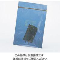 アズワン 静電気防止バッグ ジッパー型 152×254 約0.08〜0.09mm 13245 1箱(100枚) 6-8335-02 (直送品)