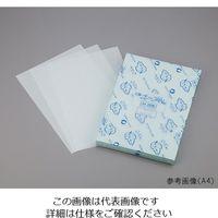 アズワン 無塵紙 (OKクリーンRN) B4 1箱(5冊) 9-5639-03 (直送品)