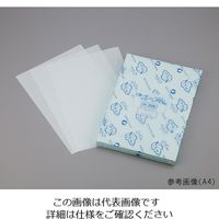 アズワン 無塵紙 (OKクリーンRN) B5 1箱(10冊) 9-5639-04 (直送品)