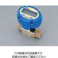オーバル 渦式フローモニター(気体用) FLM32-10PCW 1台 1-6237-04 (直送品)