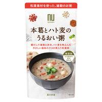 薬日本堂 本葛とハト麦のうるおい粥