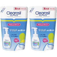 クレアラシル薬用泡洗顔 マイルド2個