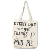 マッドパイ Mud Pie エコバック WORDB 9999166 1個