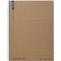 マルマン スパイラルノート 横罫80枚 A4 N235ES 1パック(5冊入)