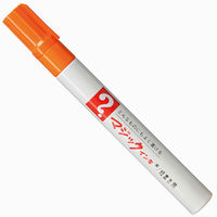 油性ペン マジックインキNo.500 細書き 橙 寺西化学工業 M500-T7