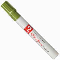 油性ペン マジックインキNo.500 細書き うぐいす 寺西化学工業 M500-T19