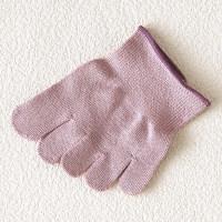 しっとり絹のつま先5本指ソックス タビオ