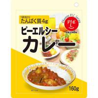 ホリカフーズ PLC カレー 563055 1ケース(12個入) (取寄品)