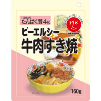 ホリカフーズ PLC 牛肉すき焼 563065 1ケース(12個入) (取寄品)
