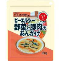 ホリカフーズ PLC 野菜と豚肉あんかけ 563075 1ケース(12個入) (取寄品)