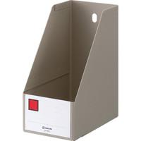 キングジム GボックスPP A4S150mmグレー 4655クレ 2冊 (直送品)