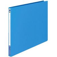 レターファイル色厚板紙 A3ヨコ 青