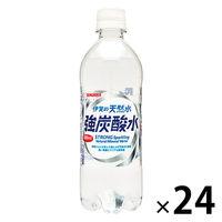 伊賀の天然水強炭酸水 500ml 24本