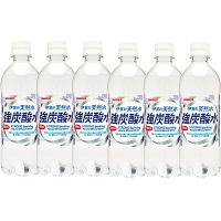 伊賀の天然水 強炭酸水 500ml 6本