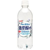 伊賀の天然水強炭酸水 500ml 48本