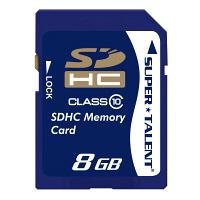 スーパータレントSDHCカード8GB