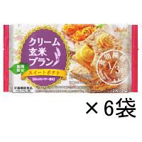 クリーム玄米ブラン スイートポテト 6袋