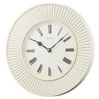 リズム時計 掛時計 アトリエMA07 白