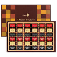 メリーチョコレート ショコラセレクション36個入