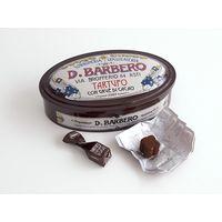 バルベロ トリュフ茶缶 13617 1個 伊勢丹の贈り物