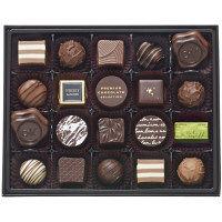 モロゾフ プレミアムチョコレートセレクション22個 MO-0063 1個 三越の贈り物