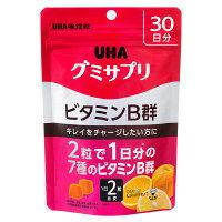 UHAグミサプリ ビタミンB群 30日分 UHA味覚糖 サプリメント