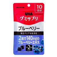 UHAグミサプリ ブルーベリー 10日分 UHA味覚糖 サプリメント