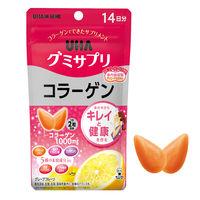 UHAグミサプリ コラーゲン 14日分 UHA味覚糖 サプリメント