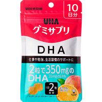 UHAグミサプリ DHA 10日分 UHA味覚糖 サプリメント