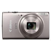 キヤノン Canon デジカメ IXY650(SL) シルバー IXY 650 2020万画素 光学12倍 Wi-Fi対応