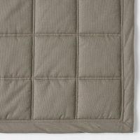 綿ななこ織キルティングラグ205×245