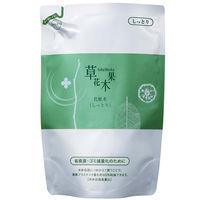 草花木果 透肌化粧水・竹(しっとり)つめかえ用 180mL キナリ