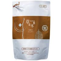 草花木果 整肌化粧水・どくだみ(さっぱり)(医薬部外品)つめかえ用 180mL キナリ