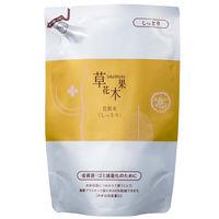 草花木果 ハリ肌化粧水・ゆず(しっとり)つめかえ用 180mL キナリ