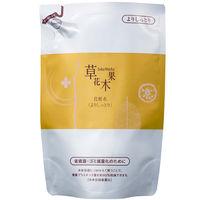 草花木果 ハリ肌化粧水・ゆず(よりしっとり)つめかえ用 180mL キナリ