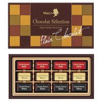 メリーチョコレート ショコラセレクション12個入 伊勢丹の贈り物