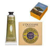 L'OCCITANE(ロクシタン) ヴァーベナ ハンドクリーム・ソープセット