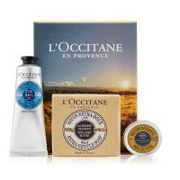 L'OCCITANE(ロクシタン) シア モイスチャーセット(シアバター・ハンドクリーム・ソープ)