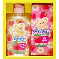 洗剤ギフト NFA-50ファーファ台所用洗剤セット 313966 1ケース(24セット入) NSファーファ・ジャパン (取寄品)